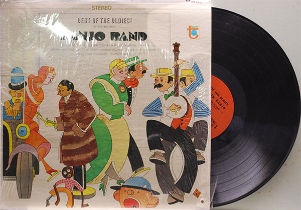 The Big Ben Banjo Band - Christmas With The Big Ben Banjo Band